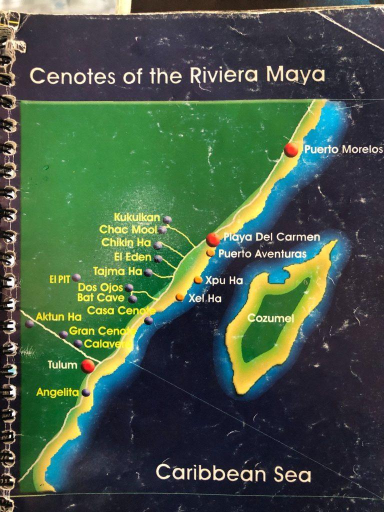 Quels Cenotes au Mexique ?