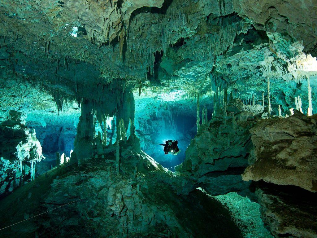 Plongée Mexique Cenotes