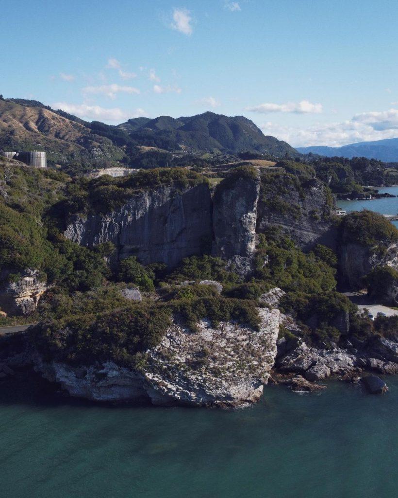 Escalade en Nouvelle-Zélande