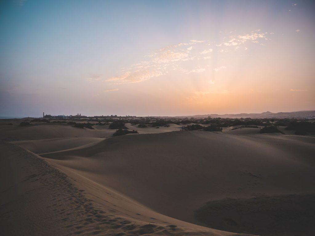 Quelle îles des Canaries choisir pour les dunes ?