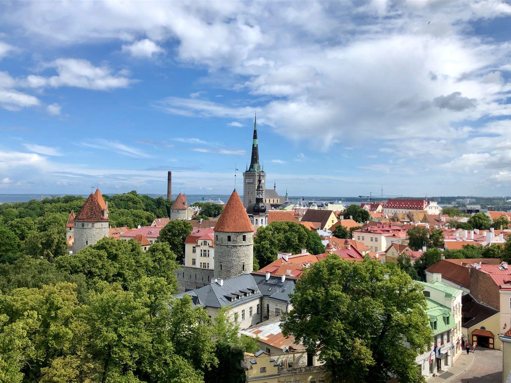 Les digital nomades en Estonie